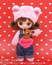 Doll shy Bear 070206_1