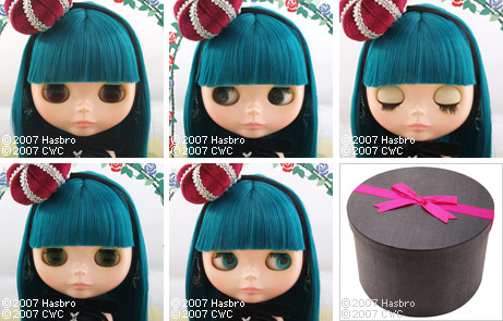 (PAM) Princess a la mode, CWC Limited Edition [RBL] 070801_2