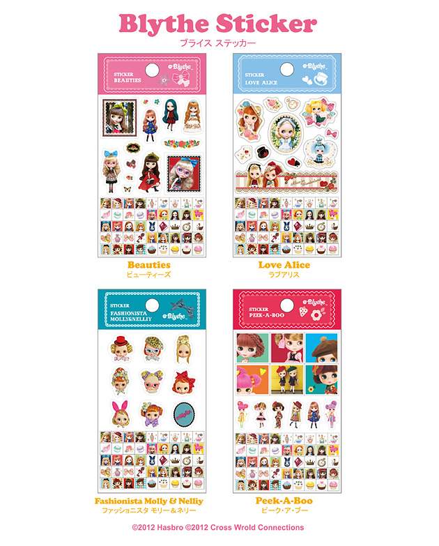 Different Types of Stickers