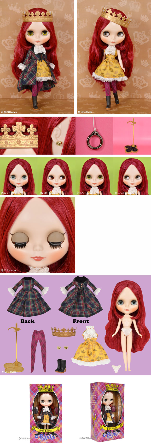 "Neo Blythe ""Royal Soliloquy"" 20131009_royalsolioquy_02"